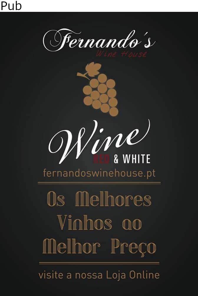 Garrafeira Fernando's